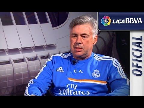 El Clásico: Entrevista a Carlo Ancelotti, entrenador del Real Madrid