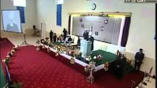 Jalsa Qadian India 2010   Concluding Speech by Hazrat Mirza Masroor Ahmad from London UK ( Arabic )