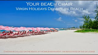 Virgin Holidays Departure Beach Check-In Hassle Free Travel