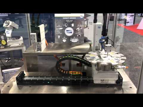 Machines in Motion at Automation Fair 2014 (AF14 E1)