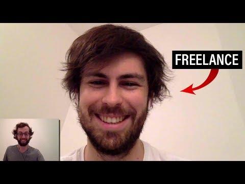 DEVENIR FREELANCE - Comment travailler en indépendant ? Avec Yann Le Nen