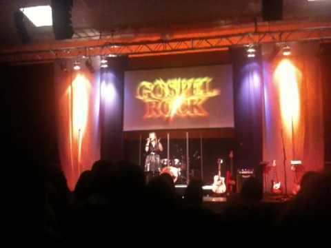 Gospel rock semi finals 2011 Nikki Hopkins