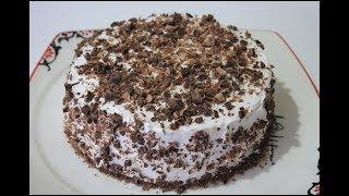EN PRATİK Yaş Pasta Tarifi ღ