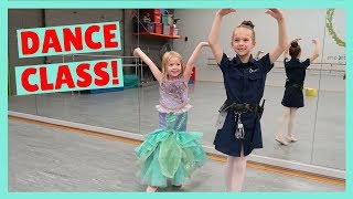 Where's My Costume ?!?! + Dance Class Rehearsals !