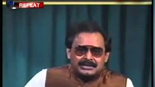 A clip on Altaf Hussain by Mubasher Luqman khara sach