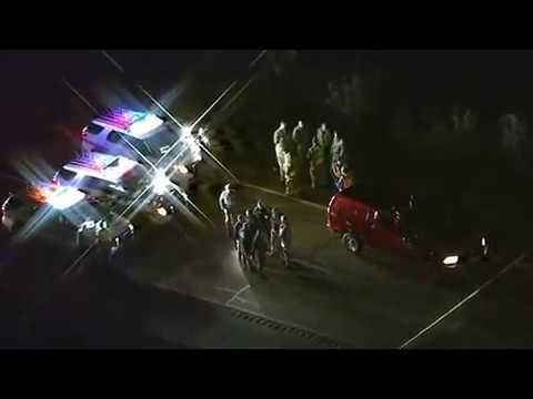 Civilian Hero: Ambushed Arizona Trooper Saved by Armed Passing Motorist Who Shot Attacker Dead