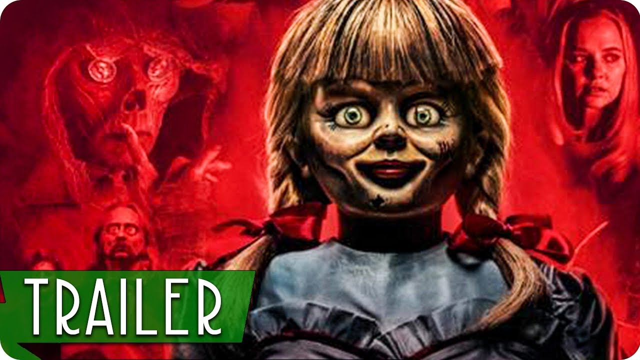 ANNABELLE 3 Trailer 2 German Deutsch (2019)
