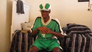 Super Eagles of Nigeria Soccer Fashion
