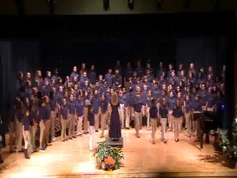 Carolina Springs Middle School Chorus, Let Freedom Ring
