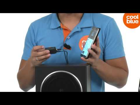 Logitech Bluetooth Audio Adapter Productvideo NL/BE