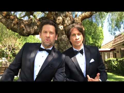 Michael Easton and Roger Howarth Chicago!