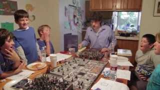 boys react to girls playing dungeons and dragons dndng