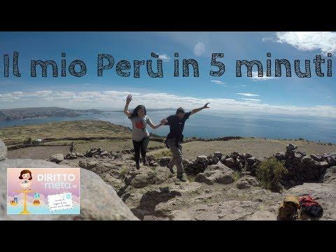 Il mio Perù in 5 minuti: perchè è stato il viaggio più bello della mia vita - GoPro Video