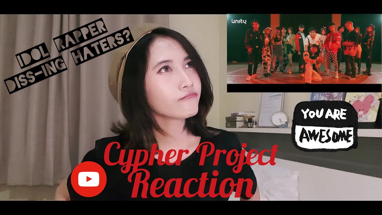 Download I.B [REACTION] Cypher Project UN1TY, StarBe, GLASS, DOPE, TGX, DREAMGIRLS, BFORCE, Z-Boys, Gerald