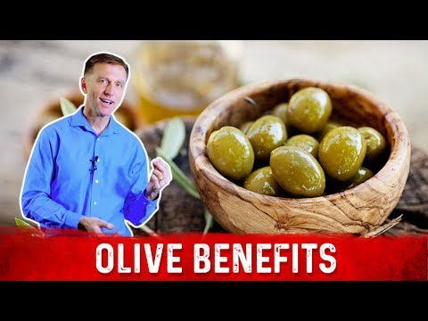 The 4 Health Benefits of Olives