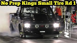 Complete Round One of Small Tire Memphis No Prep Kings Season 2