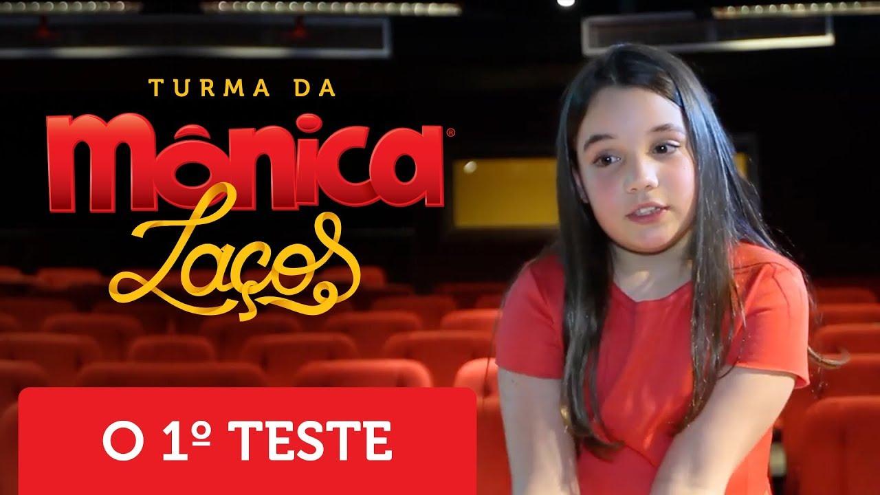 Turma da Mônica - Laços: O primeiro teste de elenco | Em cartaz nos cinemas!