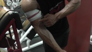 How to Do Occlusion Training 101--Arms and Calves!