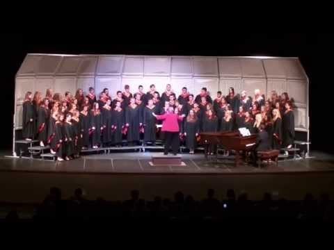 Richland Center High School Choir Concert October 26,2015