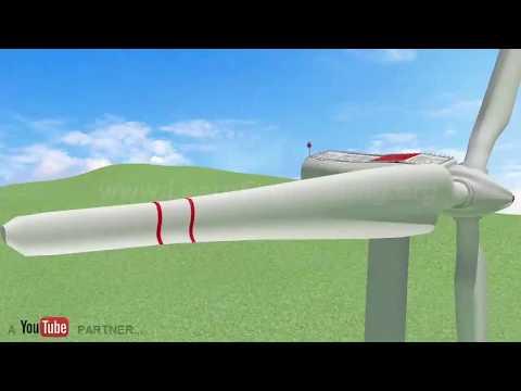 Как работают ветрогенераторы
