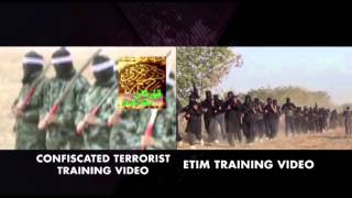 Online terrorism East Turkestan Islamic Movement terror audio and video part 4