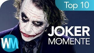 Top 10 Momente des Jokers ✓