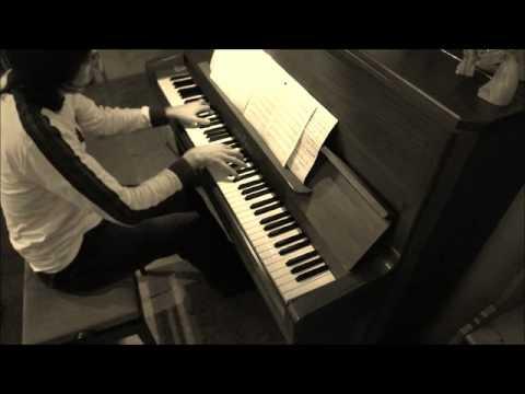 Kyle Gabler - World of Goo Beginning & Jelly on Piano