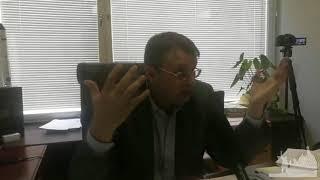 Смотреть видео 27 июля 2018 г. Депутат обязан соблюдать закон онлайн