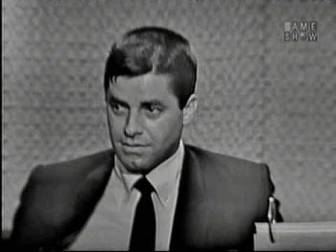 What's My Line? - Jerry Lewis; Joey Bishop [panel] (Jul 17, 1960)