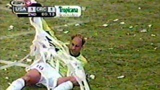 MNT vs Costa Rica: Highlights - July 23, 2000
