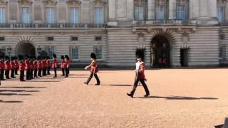 Changing of the Guard September 2015