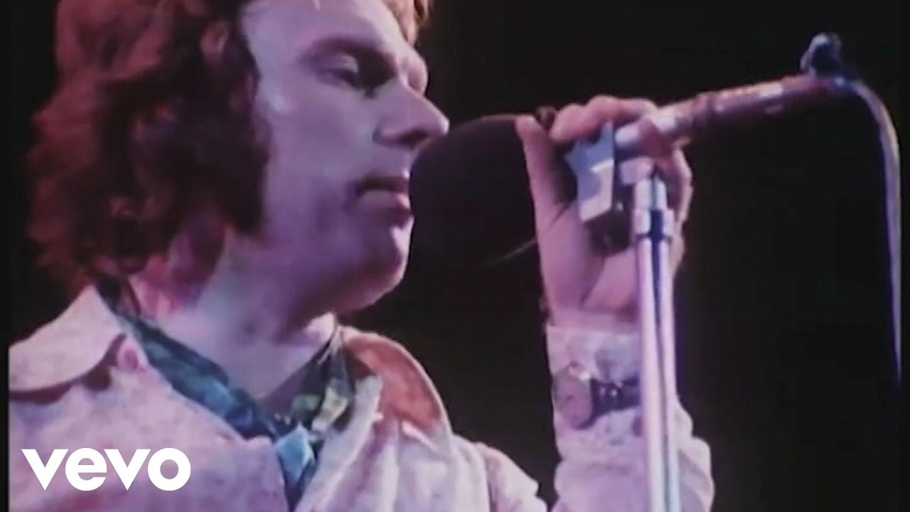 Van Morrison Caravan Live From It S Too Late To Stop Now Film Youtube