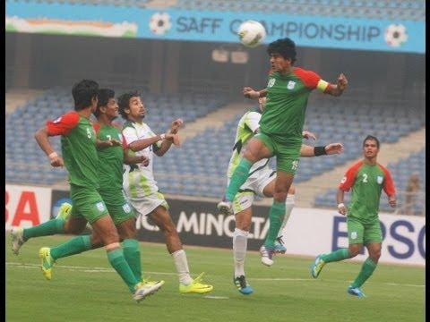 Bangladesh Vs Pakistan (Full Match): SAFF Championship 2011 (Match 1)