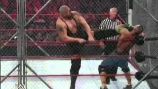 WWE No Way Out 2012 John Cena vs Big Show Pictures