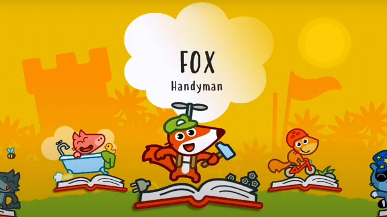 Download Pango Storytime - Fox the Handyman