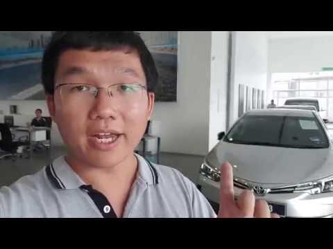 [SOLD] Used Car: 2017 Toyota Altis 1.8G @ Wearnes, 15,000km, RM102,800 | EvoMalaysia.com