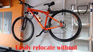 Your Garage Organizer Bicycle Storage