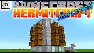 Minecraft Hermitcraft - COMPACT STORAGE PODS! ( Let