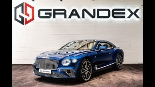 Bentley Continental GT New model First Edition