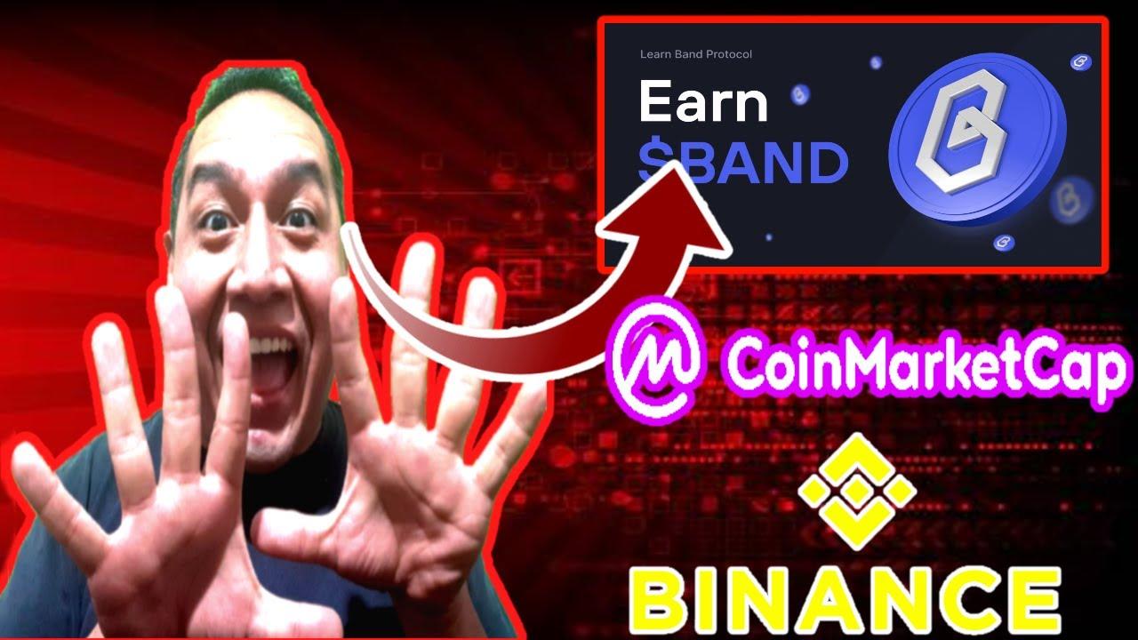 🔥 Gana $10.00 En BAND Listado Coinmarketcap y Binance Criptomonedas Gratis 2020