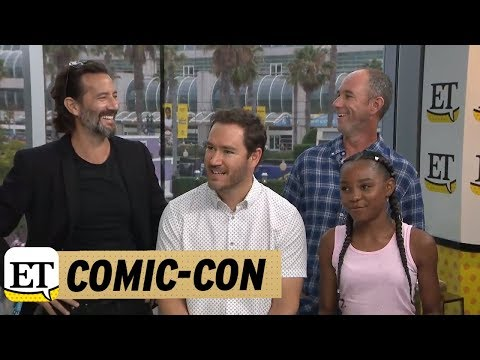 Comic-Con 2018: The Cast of The Passage Reveal What They Want Fans To Know About The Story