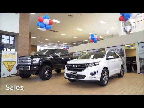 Why From Autonation Ford Frisco In Tx Dealer