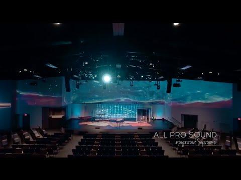 Broadmoor Baptist Church Worship Center, Shreveport, LA