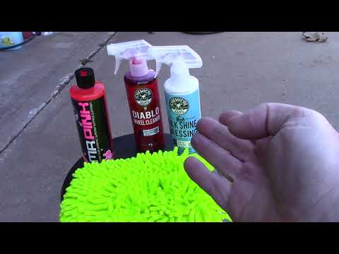 Best Car Wash Kit at Wal-Mart - Pretty Cool!