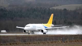 BQB-LINEAS- AEREAS  A-319. LOURDES  AIRPORT 2016