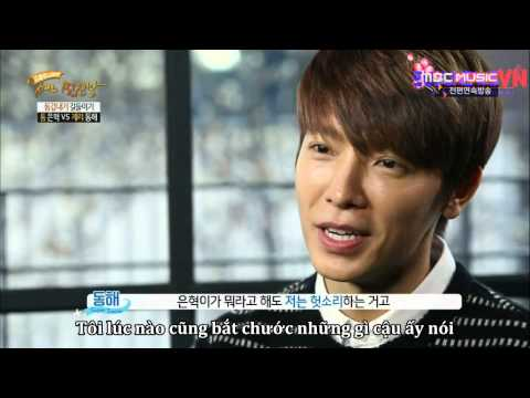 [Vietsub/Full][SujunewsVN] One Fine Day - Super Junior Ep 1