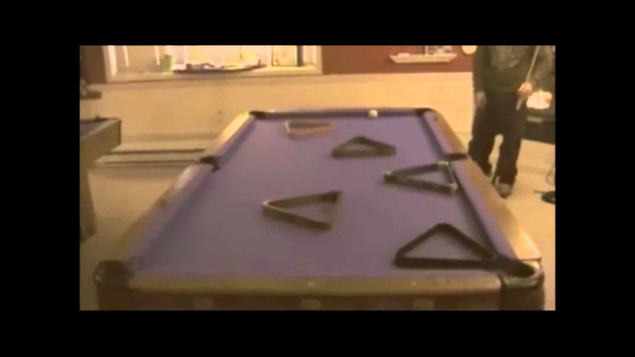 Incredible Pool Trickshots