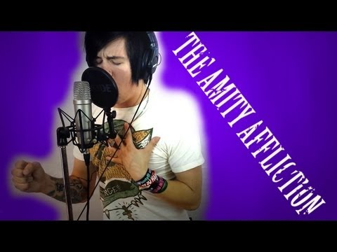 The Amity Affliction - Life Underground (Vocal Cover)