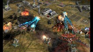 Generals Zero Hour Contra 007 FINAL - Hardcore =7= Огненный генерал Китая - Власть огня