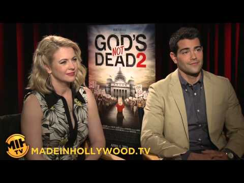 Melissa Joan Hart Interview for God's Not Dead 2